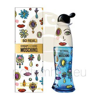 Moschino - So Real Cheap & Chic női 30ml eau de toilette