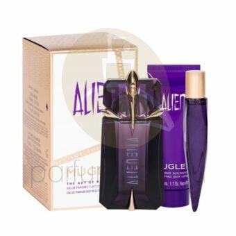 Thierry Mugler - Alien edp női 60ml parfüm szett  14.