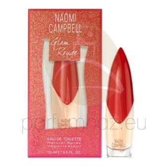Naomi Campbell - Glam Rouge női 15ml eau de toilette