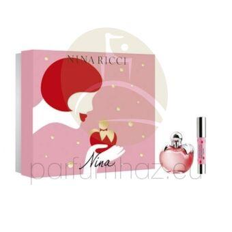 Nina Ricci - Nina női 50ml parfüm szett  9.