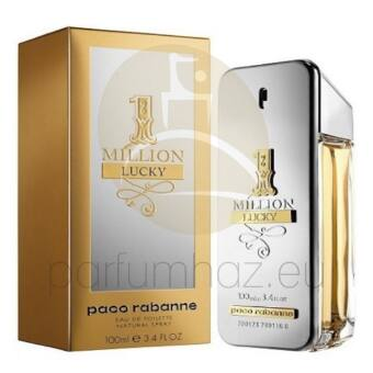 Paco Rabanne - 1 Million Lucky férfi 100ml eau de toilette