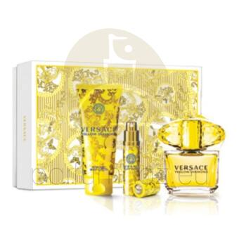 Versace - Yellow Diamond női 90ml parfüm szett  14.