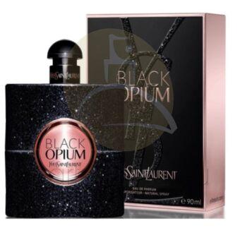 Yves Saint Laurent - Black Opium női 90ml eau de parfum teszter