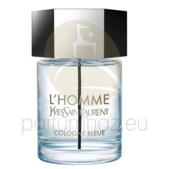 Yves Saint Laurent - L'Homme Cologne Bleue férfi 100ml eau de toilette teszter