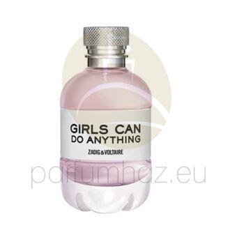 Zadig & Voltaire - Girls Can Do Anything női 90ml eau de parfum teszter