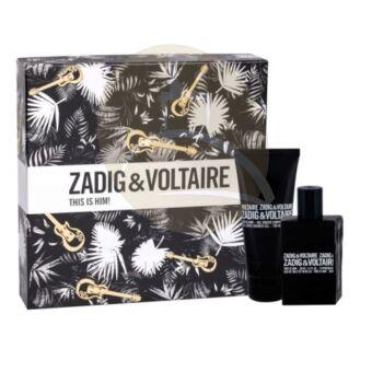 Zadig & Voltaire - This is Him! férfi 50ml parfüm szett  1.