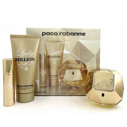Paco Rabanne - Lady Million női 80ml parfüm szett 5.